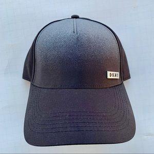 NWT DKNY black ball cap